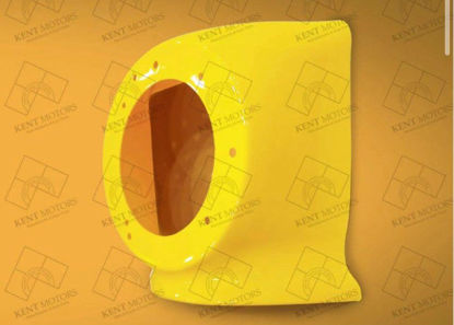 Picture of Head Light Housing Yellow (Tez Raftar)