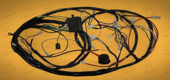 Picture of Wiring Harness Complete Tractor (Fiat)